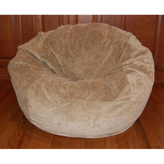 Marvelous Large Bean Bag Chair Andrewgaddart Wooden Chair Designs For Living Room Andrewgaddartcom