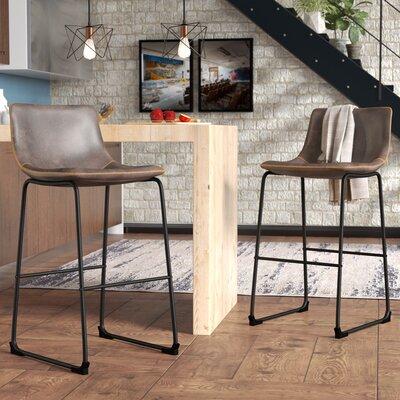 Stupendous Trent Austin Design Bamey 39 Inch Bar Stool Upholstery Machost Co Dining Chair Design Ideas Machostcouk