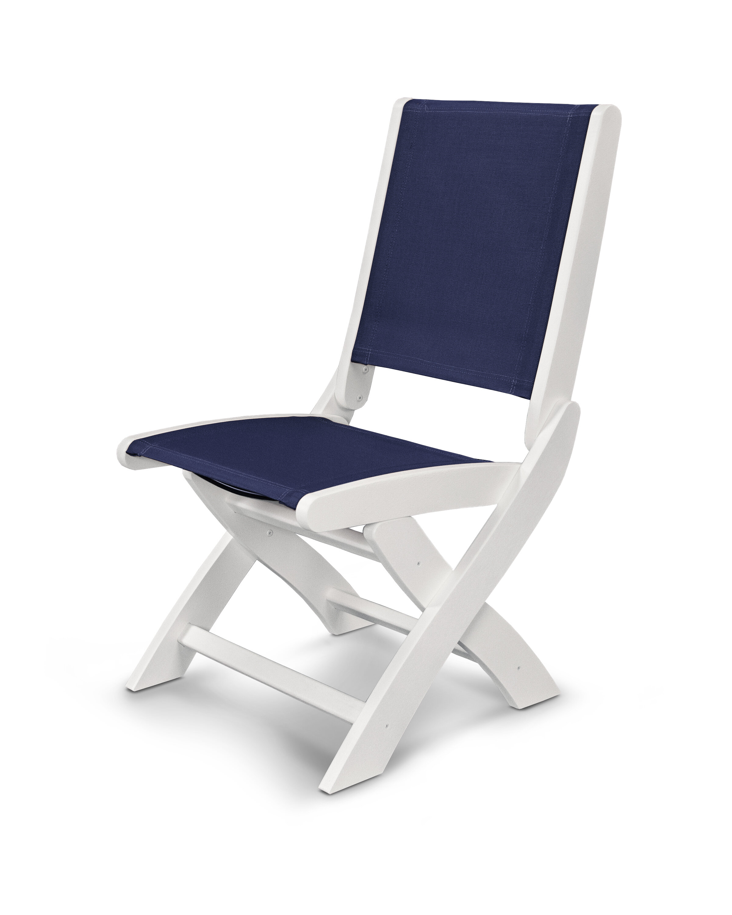 Astonishing Coastal Folding Side Chair Dailytribune Chair Design For Home Dailytribuneorg