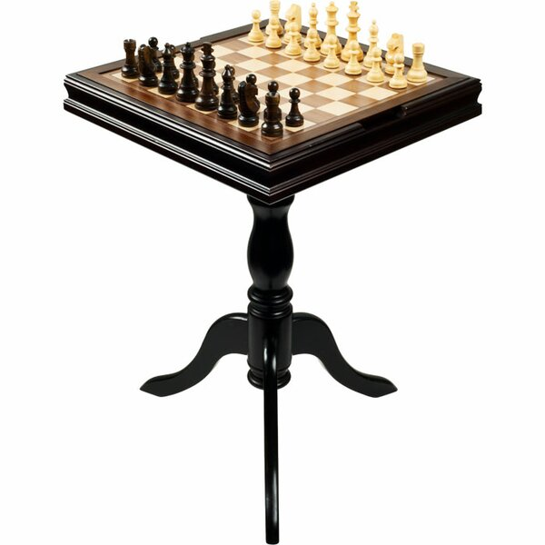 Beau Chess Classic Game Tables Youu0027ll Love | Wayfair