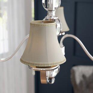 6 Silk Softback Bell Lamp Shade