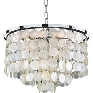 Ferry Pass 6-Light Novelty Chandelier by Beachcrest Home
