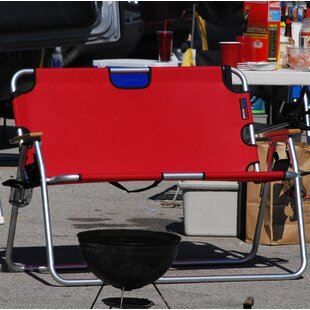 Audree Folding Camping Bench