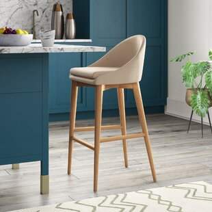 Mcgahey 29.93 Bar Stool Mercury Row
