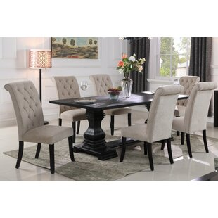 Darby Home Co Coyer 7 Piece Dining Set