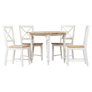 Sally 5 Piece Dining Set