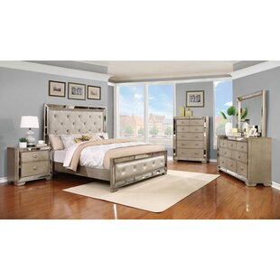 Belsford Panel Configurable Bedroom Set By Rosdorf Park
