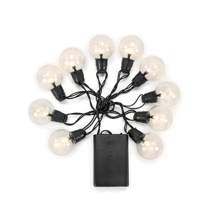 Wilkins 5.4 ft. 10-Light Globe String Light