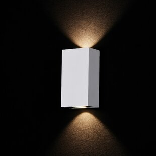Whitcomb LED Outdoor Sconce By Metro Lane