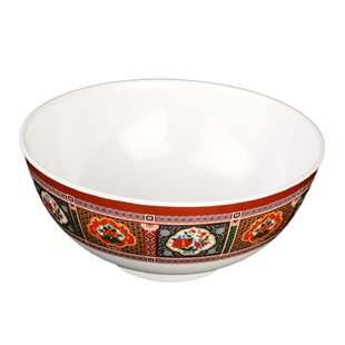 Hendricks 25 oz. Melamine Rice Bowl (Set of 12)