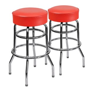 Reviews Charlton 30 Swivel Bar Stool (Set of 2) by Ebern Designs Reviews (2019) & Buyer's Guide