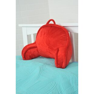 Kid's Mini Polyester Bed Rest Pillow