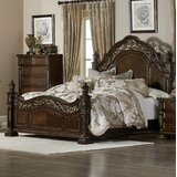 Pettiford Standard Bed by Astoria Grand