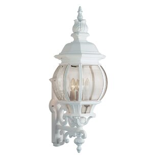 Read Reviews Talon 4-Light Outdoor Sconce By Astoria Grand
