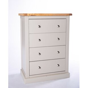 Endres 4 Drawer Chest By Brambly Cottage