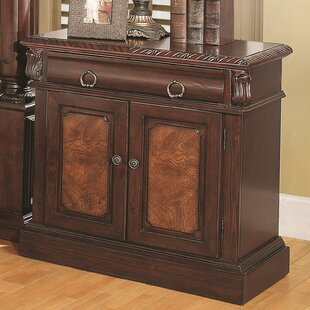 Check Prices Merkel 1 Drawer Nightstand by Wildon Home®