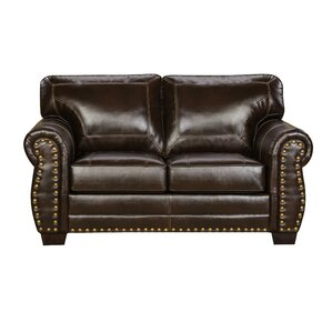 Simmons Upholstery Trafford Loveseat by Three Posts