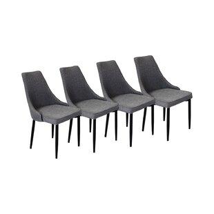 Zigler Upholstered Dining Chair (Set Of 4) By Brayden Studio