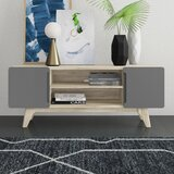 Chapdelaine TV Stand for TVs up to 55 by Mercury Row