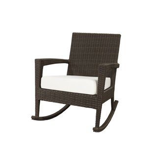 Lasater Rocking Chair with Cushions