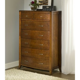Best Choices Rosenberg Wooden 7 Drawer Chest by Canora Grey