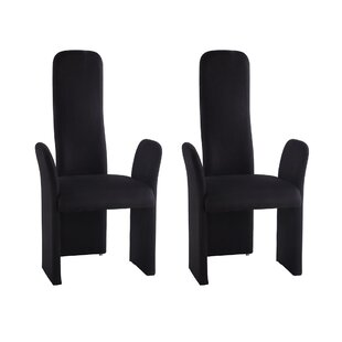Keyla Upholstered Dining Chair (Set of 2)