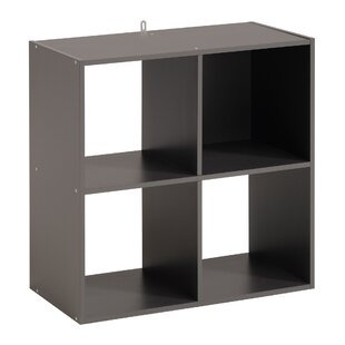 Aarav 4 Cube Unit Bookcase