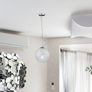 Guy 1-Light Pendant by Willa Arlo Interiors