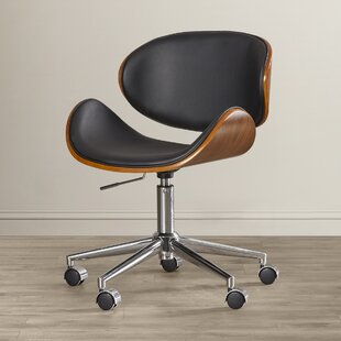 Brierfield Quinn Task Chair by Wade Logan Fresh