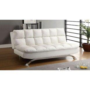 Becher Full Tufted Back Convertible Sofa by Orren Ellis