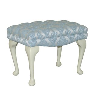 Loretta Dressing Table Stool By Fairmont Park