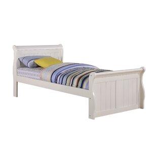 Harriet Bee Champigny Sleigh Bed
