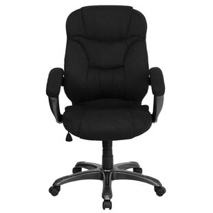 Review Lillyana High-Back Executive Chair by Zipcode Design