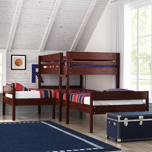 Reviews Duncan Triple Twin Bed By Harriet Bee