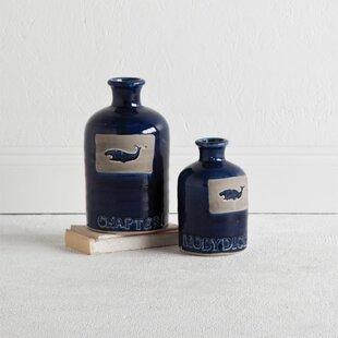 Farrel Whale Table Vase