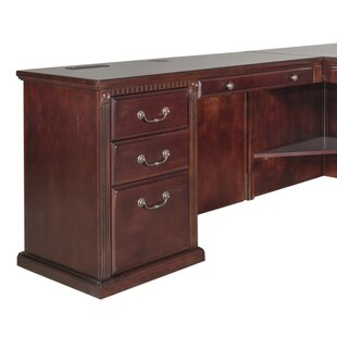 Myrna Executive Desk by DarHome Co Top Reviews