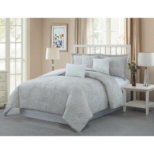 McGuire 7 Piece Reversible Comforter Set