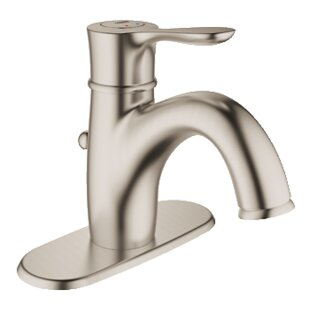 Grohe Parkfield Single Hole Bathroom Faucet with Drain Assembly