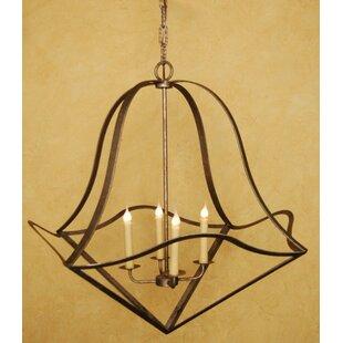 Laura Lee Designs 4-Light Foyer Pendant