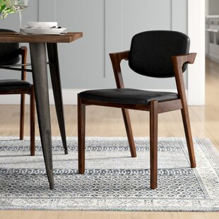 Noonan Upholstered Dining Chair (Set of 2) Laurel Foundry Modern Farmhouse