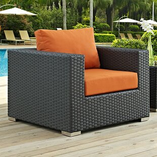 Brayden Studio Tripp Outdoor Patio Arm Ch..