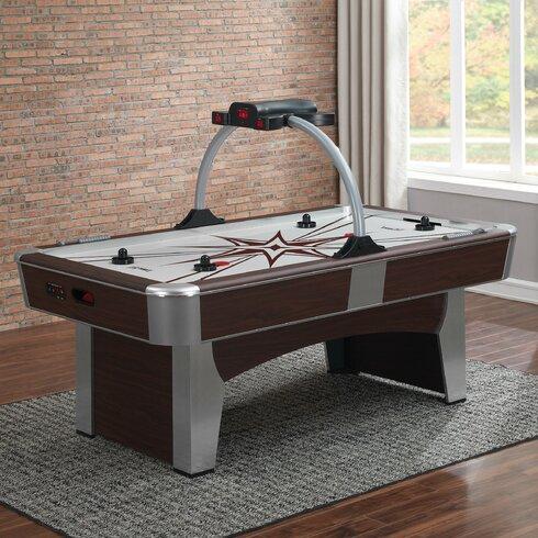 Monarch 7u0027 Air Hockey Table