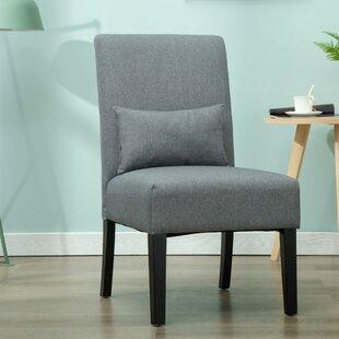 Hyler Upholstered Dining Chair by Winston Porter