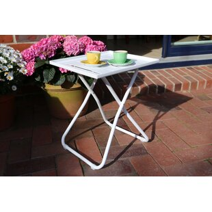Carbonell Folding Aluminium Side Table Image