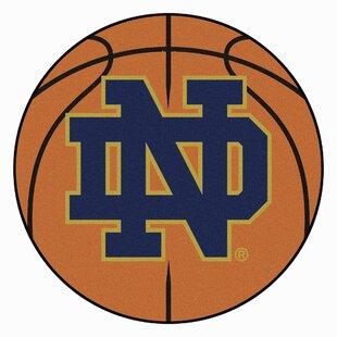 NCAA Notre Dame Basketball Mat ByFANMATS