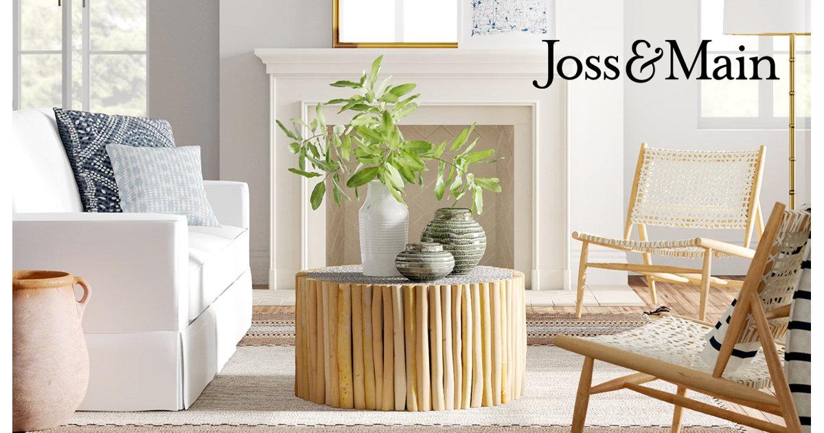 Official Joss & Main Coupon Codes - Apr, 2021 | Joss & Main