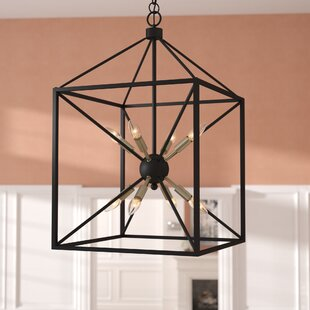Belisle 8-Light Foyer Pendant