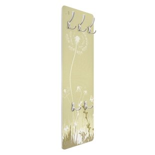 Indian Summer Wall Mounted Coat Rack By Symple Stuff