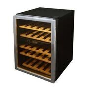37 Bottle Dual Zone Freestanding Wine Cooler