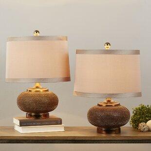 Mercer41 Love Table Lamp (Set of 2)